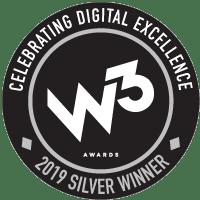 2019 W3 Silver Winner