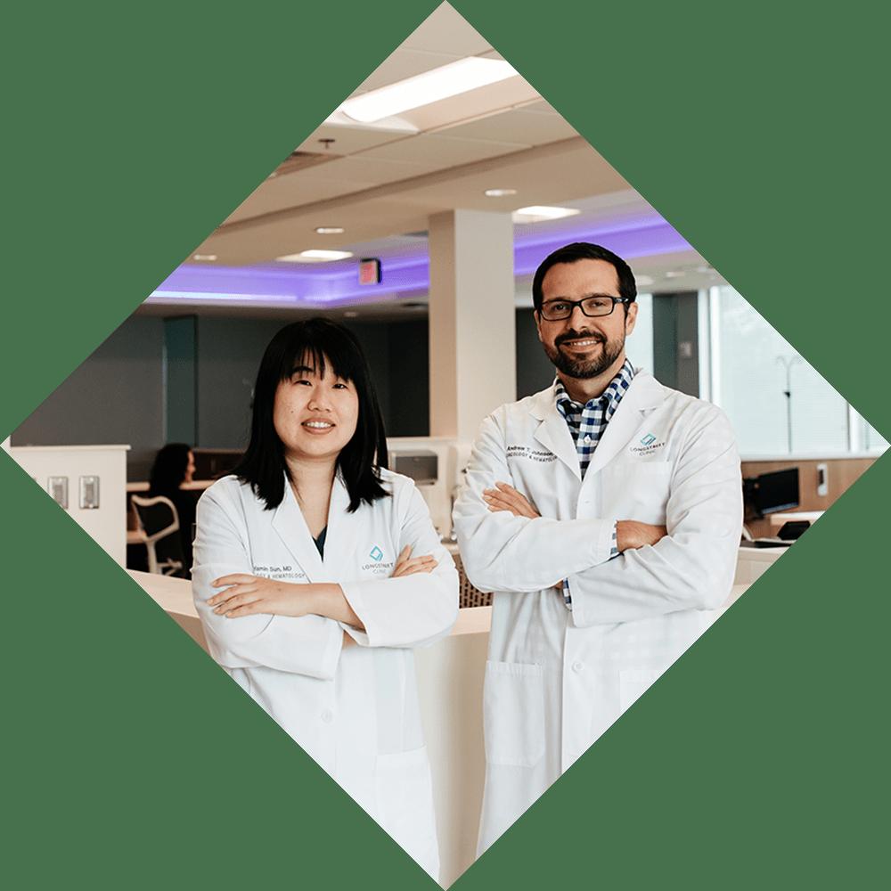 Oncology / Hematology Background Image