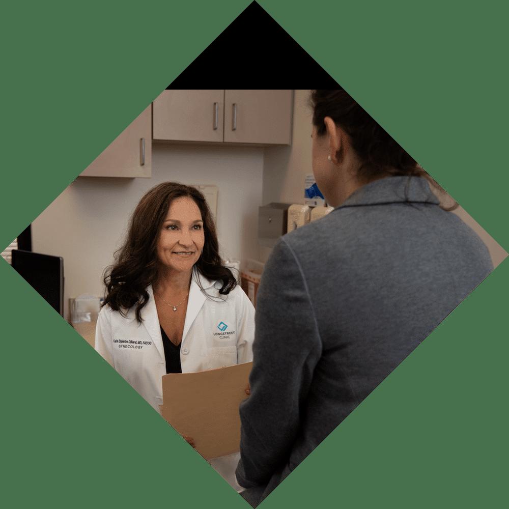 Pelvic Prolapse - Longstreet Clinic