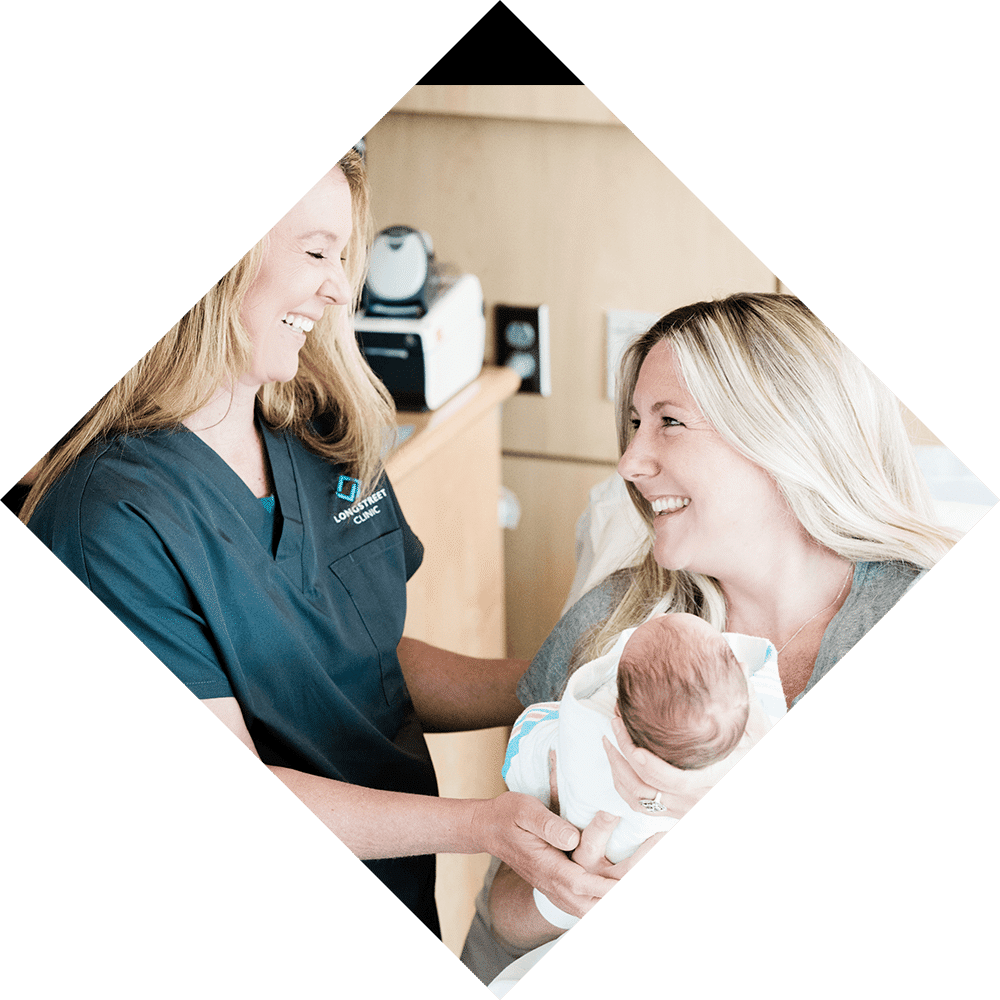 Obstetrics & Gynecology, OB/GYN - Longstreet Clinic